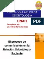 Presentacion Tema Comunicacion Odontologo Paciente-POE 295GINA 3