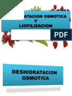 Deshidratacion o.y Liofilizacion