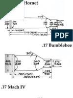 Cartridge Case Dimensions
