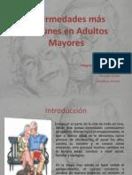 Enfermedades Adulto Mayor