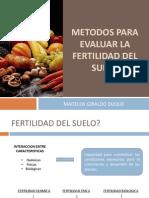 Metodos Para Evaluar Fertilidad JUDY