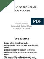 Variasi Normal lesi rongga mulut