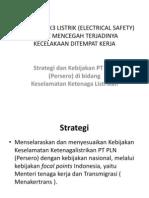 Penerapan k3 Listrik (Electrical Safety)(2)