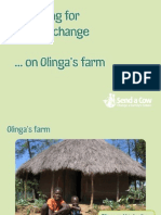 Preparing for Climate Change on Olingas Farm