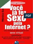 Você Já Fez Sexo Pela Internet - Mônica Sampaio