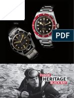 Tudor Heritage Black Bay brochure