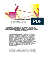 Artículo McK man-The microeconomics of industry supply-