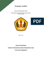 Pengantar Analisis BAB 4-7