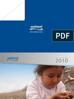 Memoria Anual 2010 - SEDAPAL
