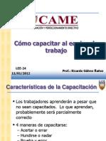 CAME.S1055.PR Como Capacitar Al Equipo de Trabajo