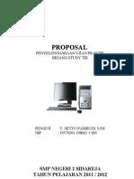 Proposal Ujian Praktik Tik