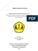 Analisis Industri Batu bara di Indonesia