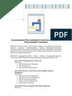 Oilgascourse Com Syllabus EPC Management