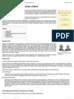 El Nuevo Testamento en el griego original - Wikipedia, la enciclopedia libre.pdf