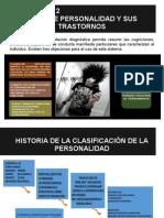 """CAP. 02 TIPOS DE PERSONALIDAD Y SUS TRASTORNOS según millon """"LA PERSONALIDAD Y SUS TRASTORNOS"""""""