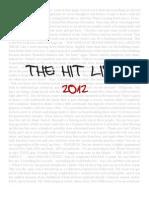 The Hit List 2012