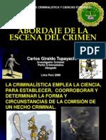 7627505 Abordaje de La Escena Del Crimen