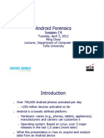 Android Forensic