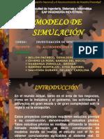 Expo 12 - Modelo de Simulacion