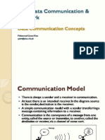 Extract Pages From Lecture-1 Data Communication Concepts1