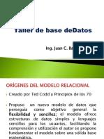 Clase Modelo - Tbd