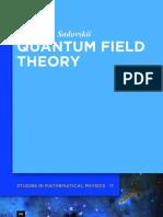 Quantum Field Theory 2013