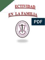 Afectividad en La Familia Rotafolio