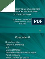 Pengaruh Islam Di Malaysia