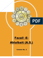 Fazail e Ahlulbait (A.s.) Vol 2