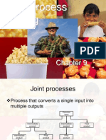 Ch 9 Joint-process Costing