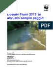 WWF Dossier Fiumi Abruzzo 2013