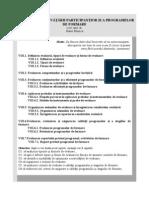 Evaluarea Programelor de Formare