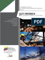 Copia de Ley Organica Del Sistema y Servicio Electrico