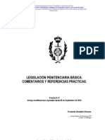 LEGISLACION PENIT. BASICA COMENTADA FGV, Versión 9 K
