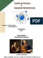 Ppt Teoría Atómica