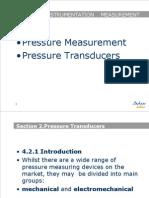 Pressure Measurement 5 07 09