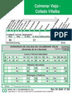 720 Colmenar Villalba