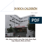 Punto en Boca Calderon 2013
