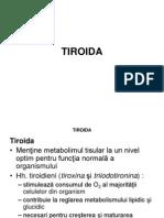 Curs 10 Tiroida