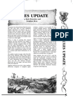 Warmaster Rules Update