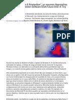 """""""Exploring Windows 8 Amsterdam"""", un resumen Approaches To help Improve Gestión Software EGA Futura Over A Tiny Budget"""