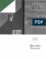 Palabras de - Mercedes Navarro
