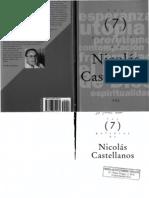Palabras de - Nicolas Castellanos