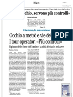 Rassegna Stampa 21.06.2013