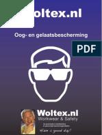 Woltex Oog en Gelaatbescherming Catalogus
