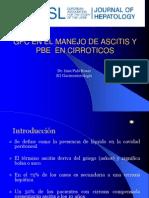 Ascitis y Pbe