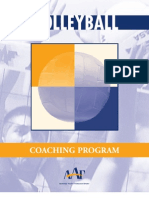 AAF Volleyball Coaching Program