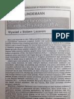 Michael Lindemann - Obca Technologia w rękach rządu USA