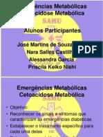 Emergencia diabética SAMU II