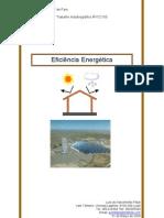 Consumo e Eficiencia Energetica